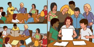 imagem curso fortalecimento de conselhos escolares