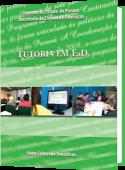 capa do caderno temático tutoria em EaD