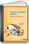 capa do livro impactos da violência na escola