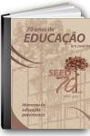 Capa da revista 70 anos de educação em revista