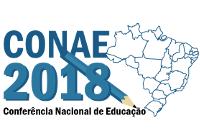 logo da conferência Conae 2018