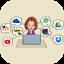 ícone de acesso ao curso formação de professores tutores
