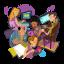 ícone formação de tutores