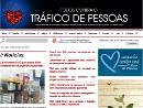 capa do site trafico de pessoas