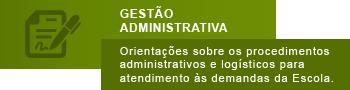 botão gestão administrativa
