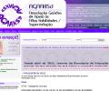 miniatura da página do site associação gaúcha altas habilidades