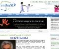 miniatura da página inicial do site conselho brasileiro de superdotação