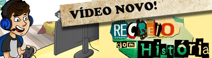 banner do vídeo novo so Recreio com História