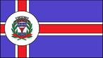 Bandeirado município de Nossa Senhora das Graças