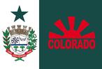 Bandeira do município de Colorado-PR