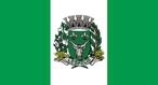 A Bandeira Municipal foi criada através de um concurso realizado em 1988, tendo como vencedora a equipe de Vanda Anastácio da Silva Bernardo e Cláudia Mara Anastácio da Silva (Figura 4).Com a Lei Municipal nº 421, de 30 de junho de 1988, foi criado o dia da Bandeira e considerado o dia 20 de agosto como feriado municipal.