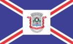 Bandeira do município de União da Vitória-PR
