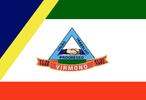 Bandeira do município de Virmond-PR