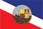 Bandeira do município de Quatro Pontes-PR