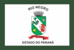 Bandeira do município de Rio Negro-PR