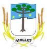 Brasão do município de Mallet-PR