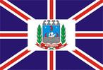 Bandeira do município de Matinhos-PR