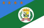 Bandeira do município de Rio Azul