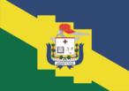 Bandeira do município de Amaporã PR