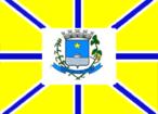 A Bandeira Municipal de Francisco Beltrão foi criada pela Lei 226/66 e é formada pelo Brasão de Armas ao centro. A bandeira é oitava de amarelo, formando figuras geométricas trapezoidiais e constituída por oito faixas brancas carregadas de sobre-faixas azuis. O Brasão simboliza o Governo Municipal. As faixas simbolizam o Poder Municipal que expande a todos os quadrantes do território municipal e as figuras trapezoidiais representam propriedades rurais existentes no município.