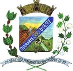 Brasão do município de Diamante d Oeste