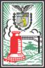 No brasão de Almirante Tamandaré pode-se identificar os seguintes elementos básicos: em primeiro plano, fazendo menção à produção calcárea do município, figura um forno de cal (em vermelho); do lado esquerdo deste, um pequeno quadrado representa, em seu interior, um curso hídrico subterrâneo, referindo-se aos lençóis freáticos existentes na região; em segundo plano aparecem duas lavrouras, aludindo à fertilidade do solo de Almirante Tamandaré; e por último, na porção central superior do brasão, pode-se ver o brasão do Estado, ou seja, que há lealdade daquele para com ele.