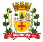Brasão do município de Cruzmaltina