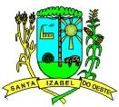 Brasão do município de Santa Izabel do Oeste